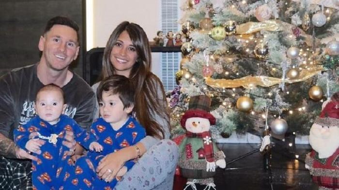 Kabar Bahagia, Lionel Messi Nikahi Kekasih Masa Kecilnya Tahun Depan