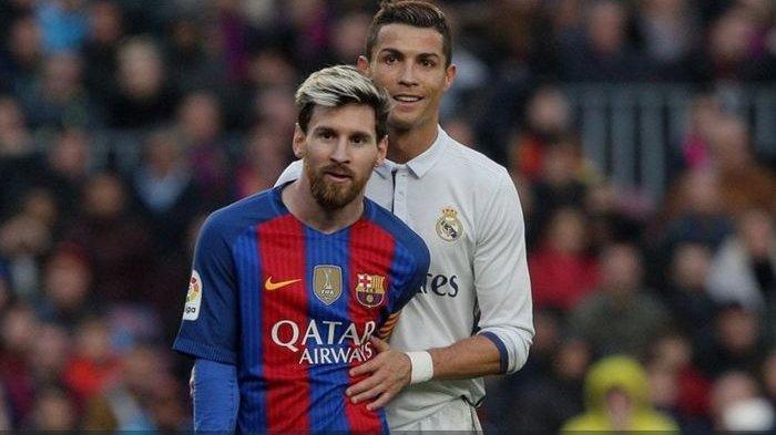 Messi dan Ronaldo di Mata 10 Pelatih Top Dunia, La Pulga Unggul, CR7 Dapat Segini