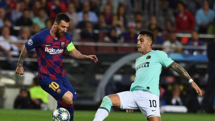 Pelatih Argentina Dukung Lautaro Martinez Jadi Tandem Messi di Barcelona