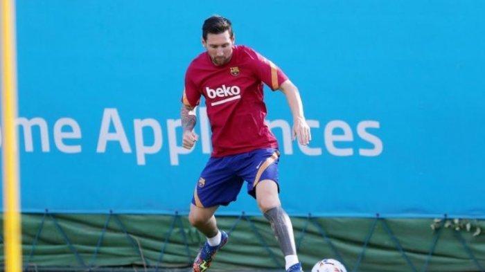 Calon Presiden Barcelona ini Persilakan Lionel Messi Pergi Tinggalkan Nou Camp
