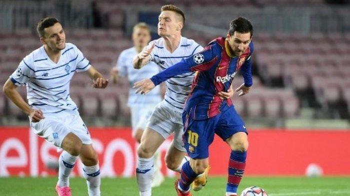 """Barcelona Vs Athletic Bilbao, Rekor Lionel Messi sebagai """"Manusia Final"""" dalam Ancaman"""