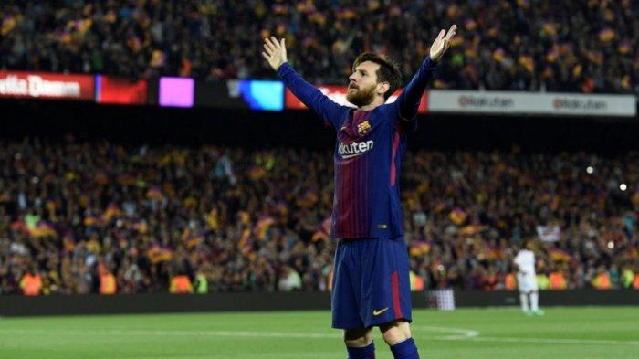 Lionel Messi Top Scorer Sepanjang Masa El Clasico Kalahkan Cristiano Ronaldo