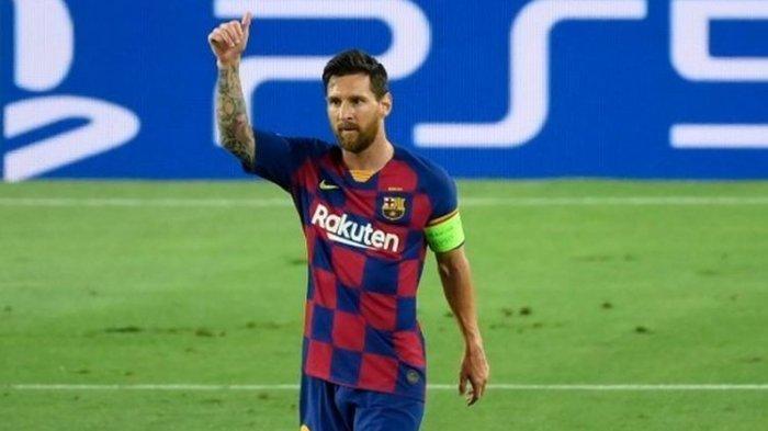 2 Alasan Barcelona Tidak Sepakati Perpanjangan Kontrak Lionel Messi