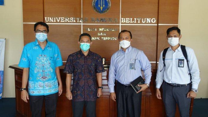 Listrik Masa Depan, GM PLN Bangka Belitung Beri Kuliah Umum di UBB