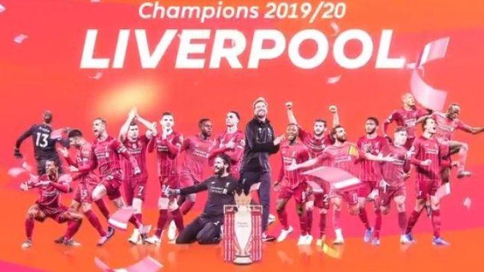 Jadwal Liga Inggris 2020 Pekan Ini, Live Streaming Mola TV, Tantangan Liverpool Pertahankan Gelar