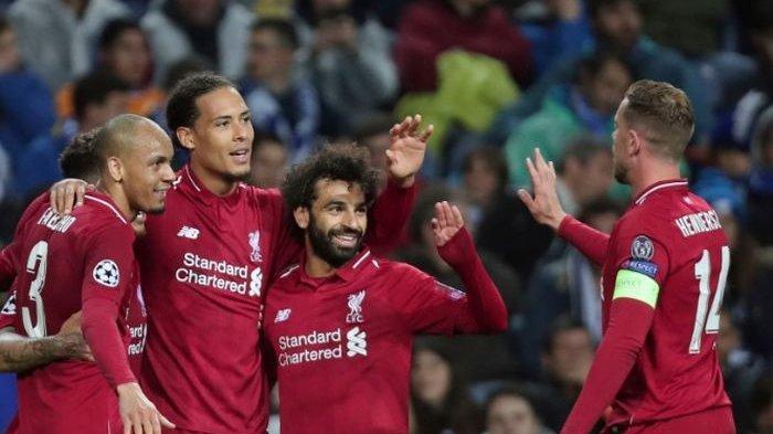 Mohamed Salah Lenyap, van Dijk dan Sterling Bersaing di Nominasi Pemain Terbaik Liga Inggris