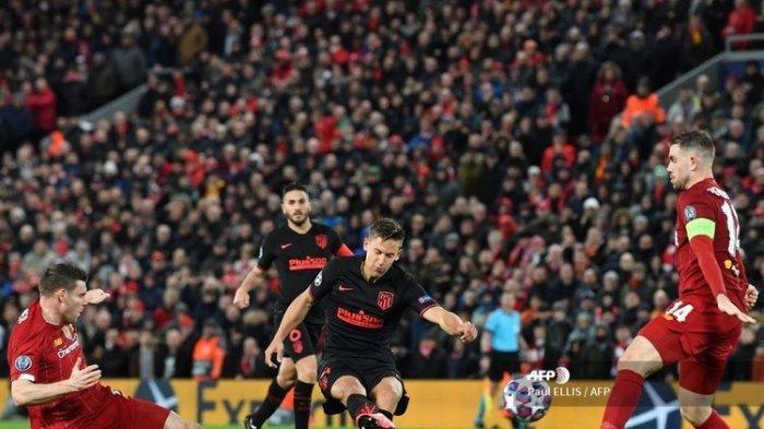 Laga Liverpool Kontra Atletico Madrid Bakal Diselidiki, Ada Apa?