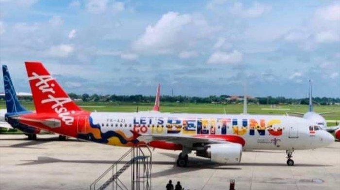 Diskon Tiket Pesawat AirAsia hingga 50 Persen, Dapat Dipesan Mulai Tanggal Ini