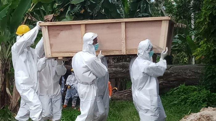 UPDATE: Lagi, Tiga Warga Bangka Belitung Meninggal Dunia, Kasus Covid -19 Bertambah