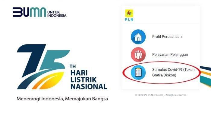 Rincian Diskon Biaya Listrik dari PLN Untuk Rumah Tangga, Bisnis Kecil dan Industri Kecil