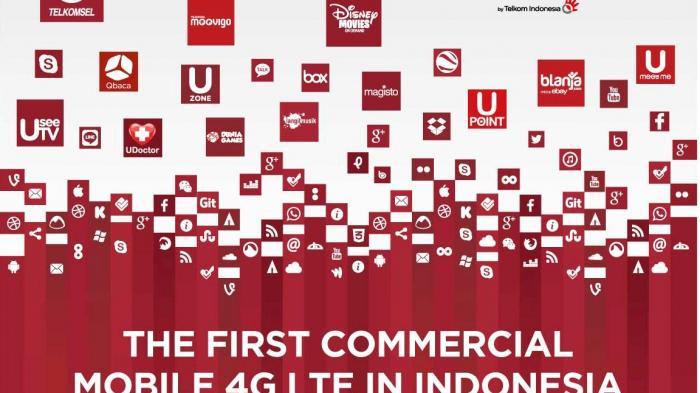 Telkomsel Hadirkan TAU 4G: Broadband Terbaik Smartphone Android