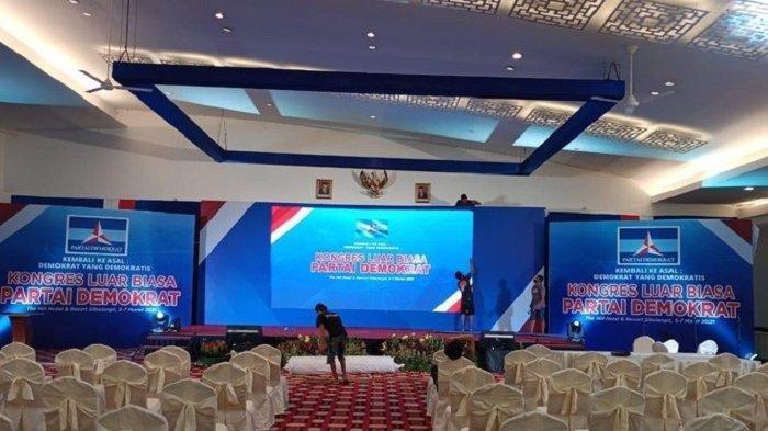 Rudi Kadarisman Sebut KLB Partai Demokrat Sumatera Utara Abal-abal dan Tidak Sah