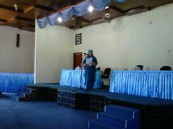 Gali Potensi Perempuan Lewat Lomba Pidato