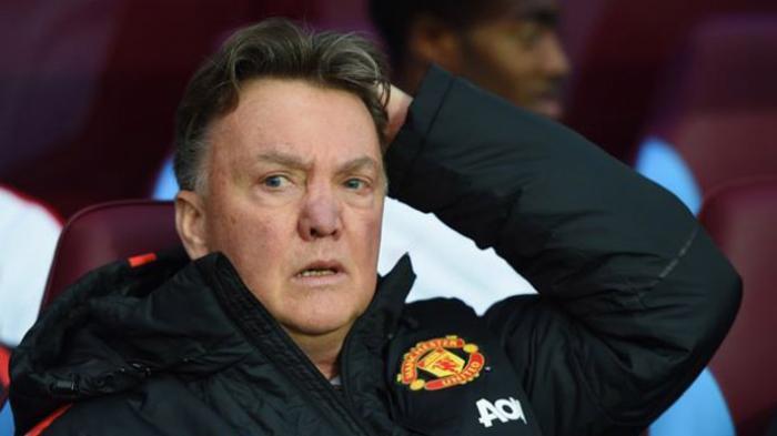 Manchester United vs Chelsea Tentukan Nasib Louis Van Gaal