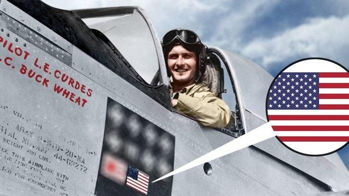 Pilot Tempur Ini Sukses Tembak 9 Pesawat Musuh Termasuk Pesawat yang Ditumpangi Calon istrinya