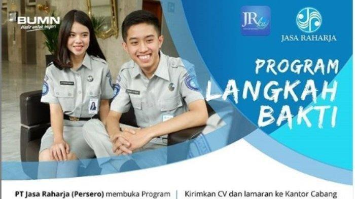 Berminat, Jasa Raharja Buka Lowongan Kerja Lulusan SMA-S1 untuk 29 Kantor Cabang