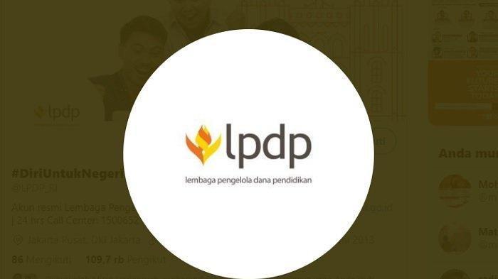 Lembaga Pengelola Dana Pendidikan (LPDP) Buka Lowongan Kerja, Berikut Syarat dan Cara Daftarnya