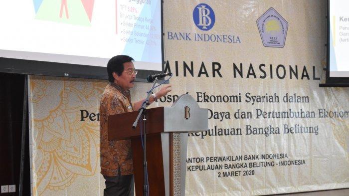 Wagub Imbau Bahas Empat Sektor Unggulan untuk Kembangkan Ekonomi Babel