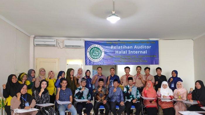 LPPOM MUI Babel Adakan Pelatihan Auditor Halal, Menuju Bangka Belitung Sebagai Destinasi Halal