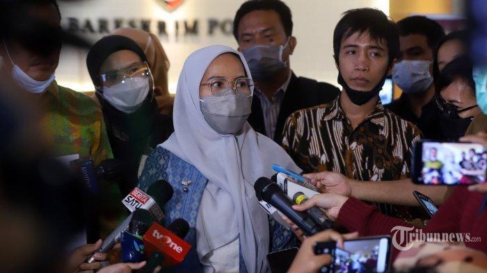 Soal Laporan Putri Jusuf Kalla ke Bareskrim, Ferdinand Beri Penjelasan Begini soal Tweet si Caplin