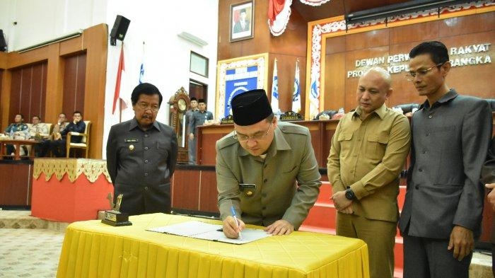 Perda RZWP3K Bangka Belitung adalah Upaya untuk Memuaskan Semua Pihak