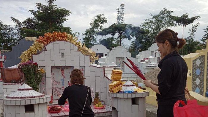 Sakralnya Ceng Beng di Pulau Bangka, Ritual Tahunan Wujud Bhakti Kepada Leluhur
