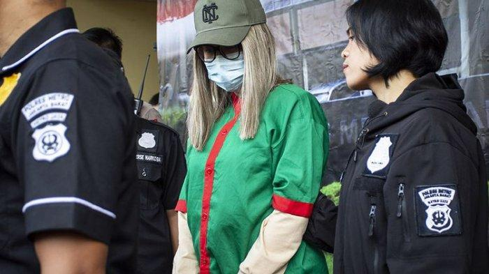 Demi Menarik Perhatian Publik, Lucinta Luna Gonta-Ganti Model Rambut Saat Diperiksa Pihak Kepolisian