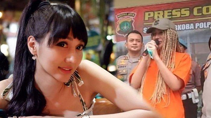 Bebas dari Penjara, Lucinta Luna Kagetkan Netizen dengan Tampilan Baru, Wajah Penuh Brewok
