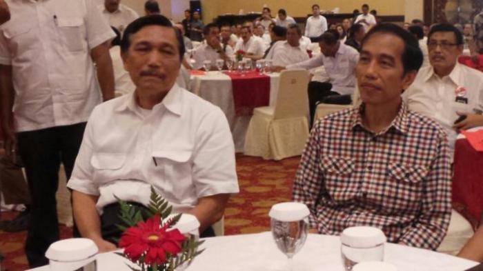 Luhut Ungkap Sosok Pencetus Omnibus Law UU Cipta Kerja Hingga Keinginan Jokowi Terwujud