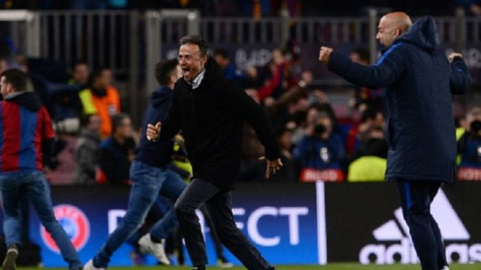 Laga Barcelona vs PSG Seperti Film Horor, Ngeri dan Menegangkan