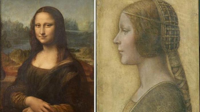 Rahasia di Balik Senyum Mona Lisa, Hingga Sosok Sebenarnya Model yang Dilukis Leonardo Da Vinci