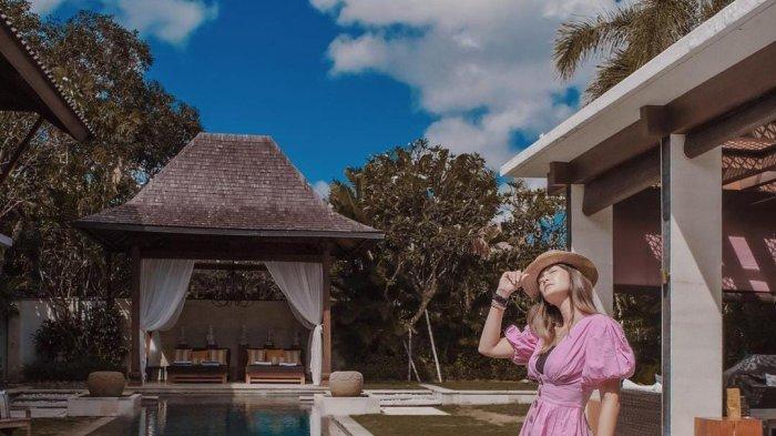 Banjir Pujian, Begini Pesona Aktris Cantik Luna Maya yang Tak Tergerus di Usia 37 Tahun