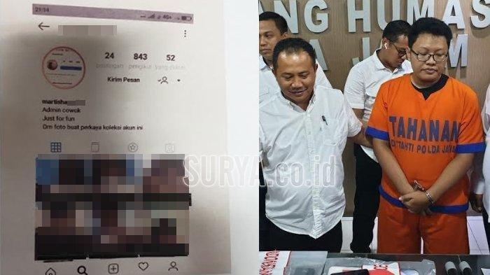 Playboy Kampus Surabaya Sebar Foto-foto Panas 6 Mahasiswi, Modusnya Pacari Korban