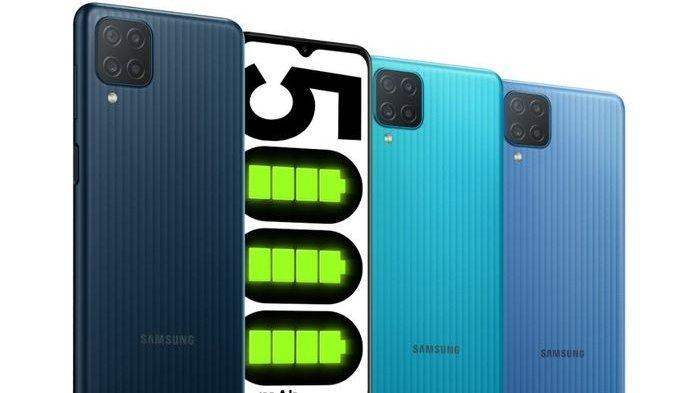 Dibekali Baterai Jumbo dan Harganya Cuma Sejutaan, Samsung Galaxy M12 Resmi Dijual di Indonesia