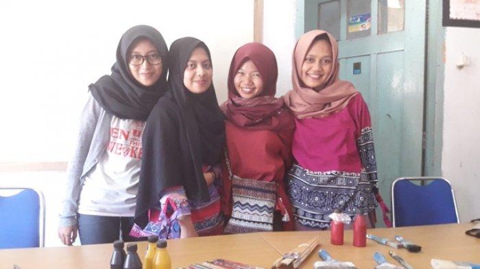 Empat Mahasiswi UNY Rela Datang ke Basel Ikut Toboali City On Fire 2