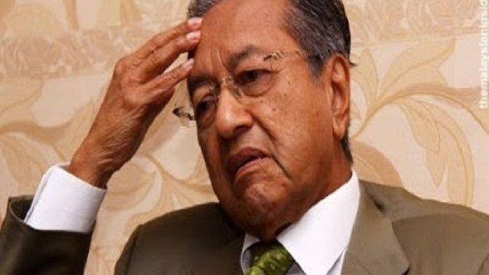Hutang Rp 3.500 triliun, Malaysia Terancam Bangkrut, PM Mahathir Lakukan Hal Tak Terduga