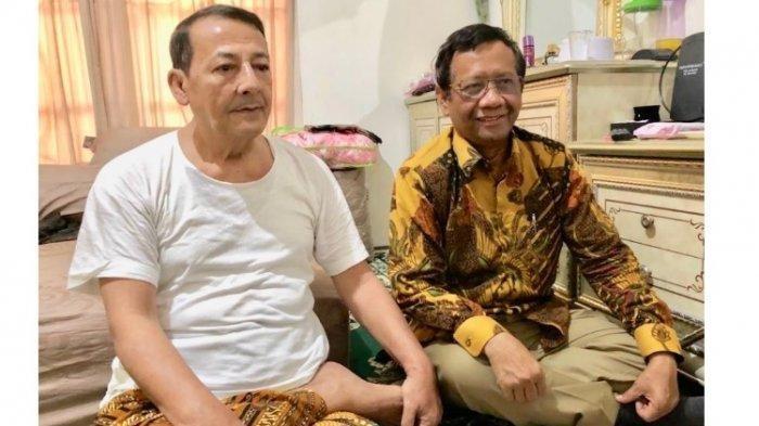 Mahfud MD menemui Maulana Habib Luthfi bin Yahya-Habib Luthfi bin Yahya, Sosok Ulama Kharismatik yang Disegani Jokowi hingga Prabowo
