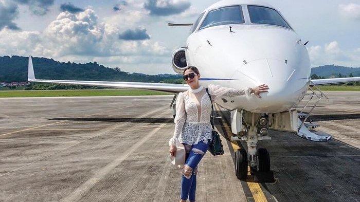 Maia Estianty Komentari Postingan Aming Soal Jet Pribadi, Sindir Syahrini?