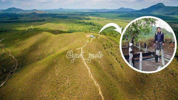 Di Belitung Banyak Makam Kuno di Puncak Bukit Begini Penjelasan Arkeolog