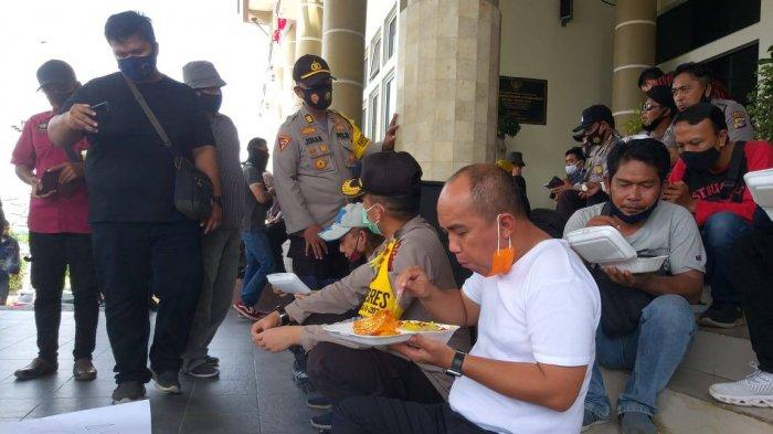 Wali Kota Pangkalpinang Sambut Massa Aksi Damai, Molen: Saya Bersyukur Didemo