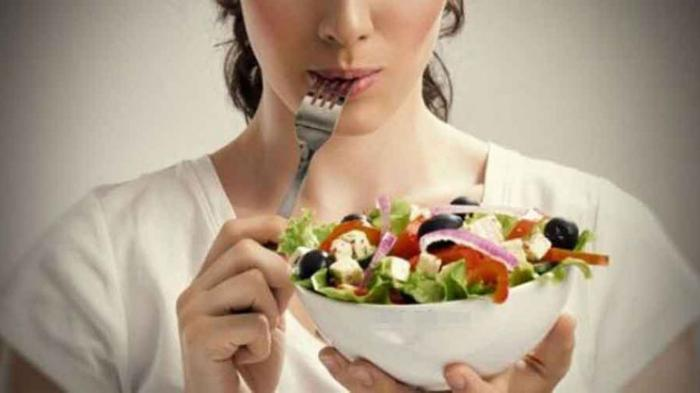 Ilustrasi 7 Makanan Sehat