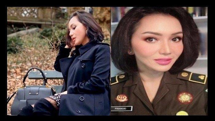 Eks Jaksa Pinangki Kembali Lepas Hijab Usai Dieksekusi ke Lapas Wanita Tangerang
