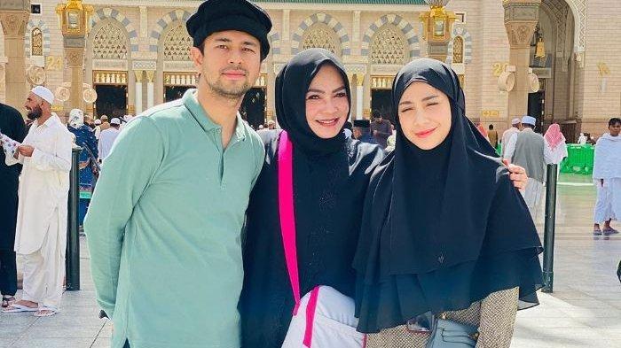 Raffi Ahmad Akui Menang Banyak Nikahi Anak Produser Kaya Raya, Dekati Nagita Lewat Mama Rieta