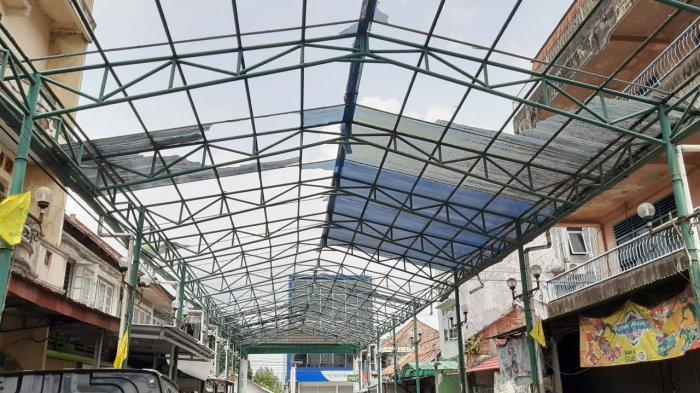 Dinilai Tak Lagi Berfungsi, Pemkot Akan Bongkar Bangunan Kanopi di Pasar Mambo dan Pasar Induk