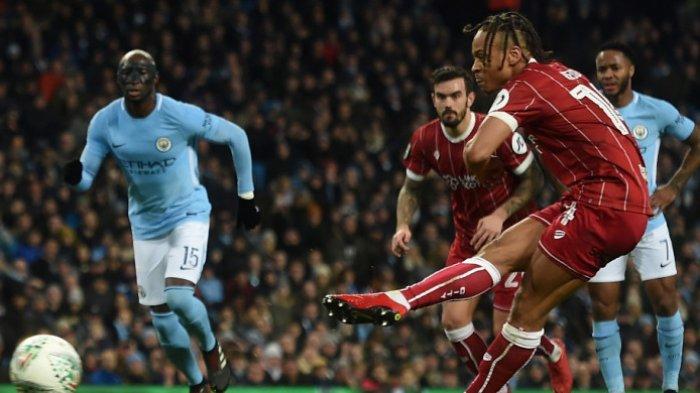 Sergio Aguero Tentukan Kemenangan Manchester City