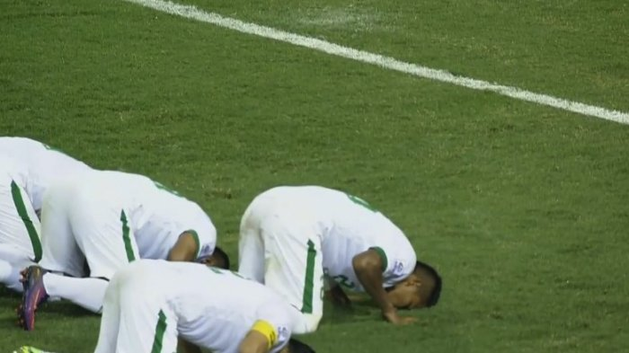 Wasit Batalkan Penalti Indonesia, Netizen Minta PSSI Adukan ke FIFA atau AFF