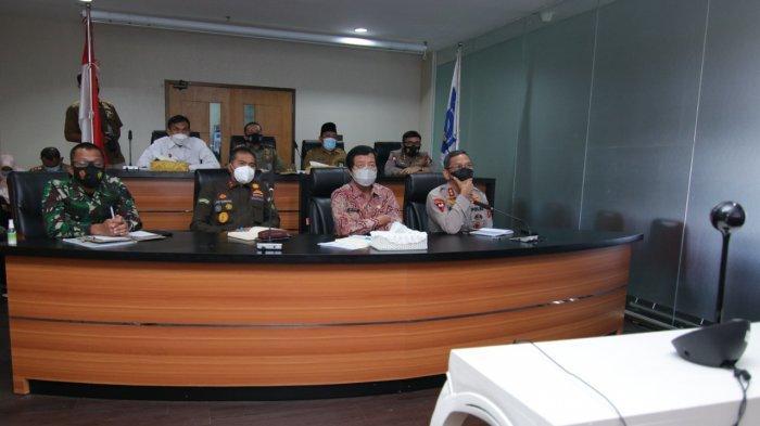 Pemprov Bangka Belitung Ikut Rakor Penanganan Covid-19