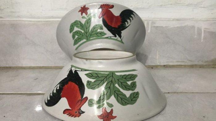 Begini Awal Mula Kisah si Mangkuk Ayam Jago yang Menjadi Lambang Kemakmuran