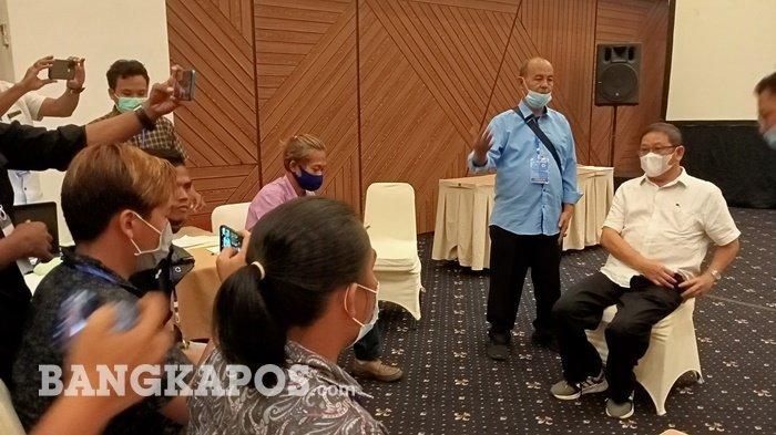 Jurnalis Bangka Belitung Diminta Tingkatkan Profesionalisme
