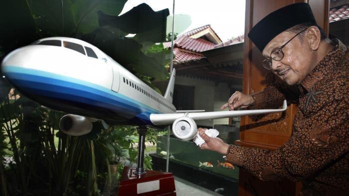 Ini Kelebihan Pesawat Baru dan Arti Dibalik 'R80' Buatan Habibie